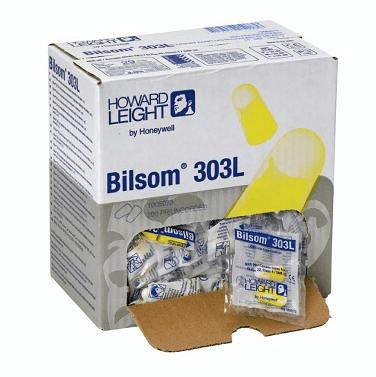 Bilsom-303S Schaumstoff Gehörschutzstöpsel Verteilerbox