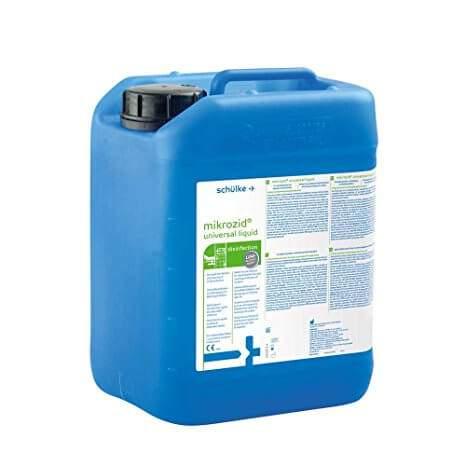 mikrozid universal liquid, 5 Liter Kanister
