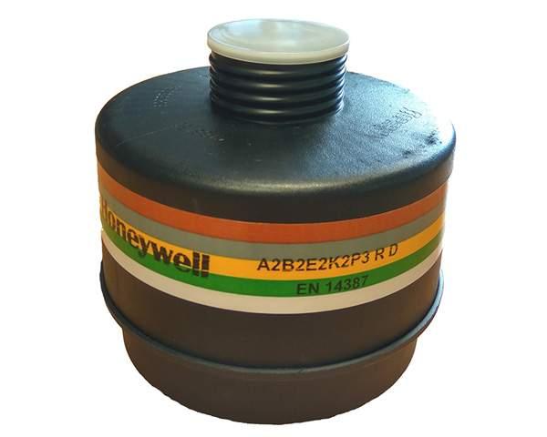 Kunststofffilter ABEK2P3