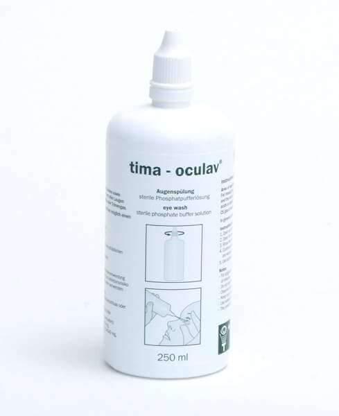 Tima-Oculav Augenspülung