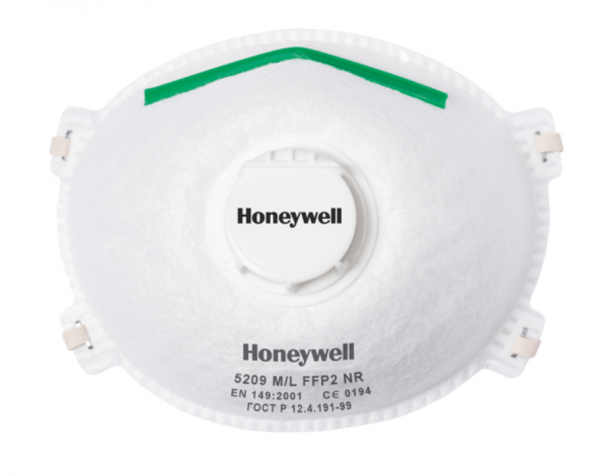 Feinstaubfiltermaske Honeywell 5321