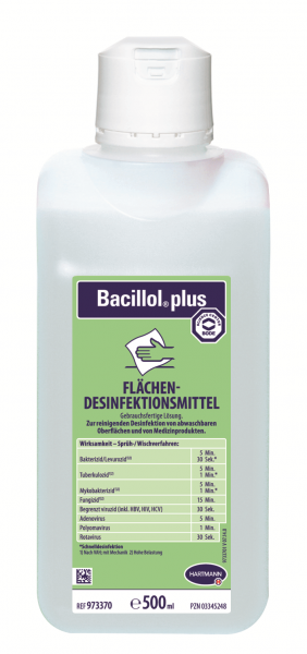 Bacillol® plus 500 ml