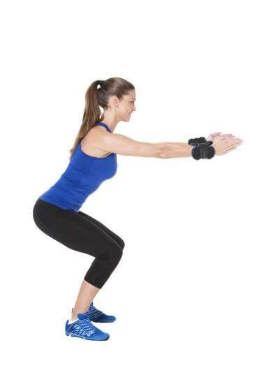 ARTZT vitality Gewichtsmanschette