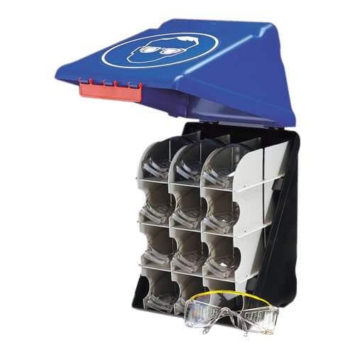 Aufbewahrungsbox - SecuBox Maxi 12, Blau