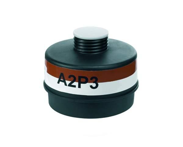 Kunststofffilter A2P3