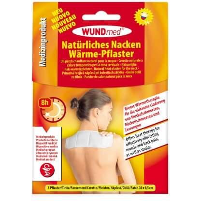 Wärmepflaster Nacken und Schulter