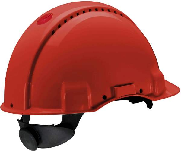 3M G3000N Schutzhelm-Rot