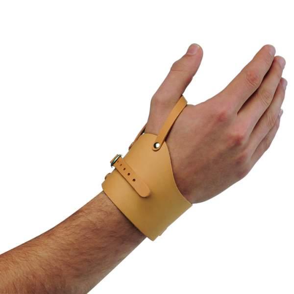 Handgelenkriemen mit Daumenschlaufe